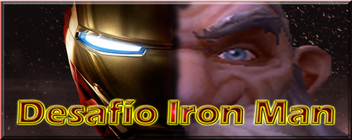 Desafío Iron Man – peperoniSH