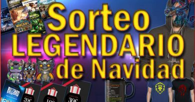 sorteo legendario