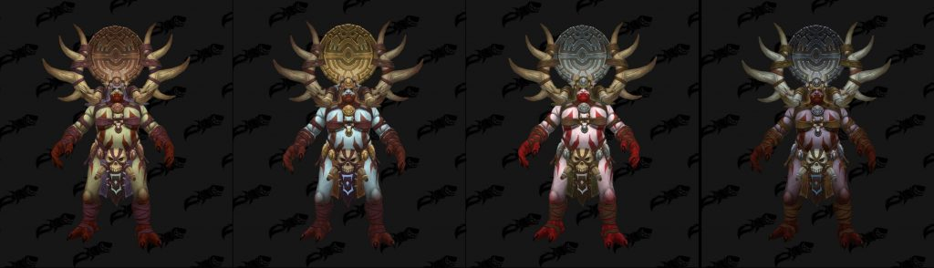 Blood Troll Female Dire