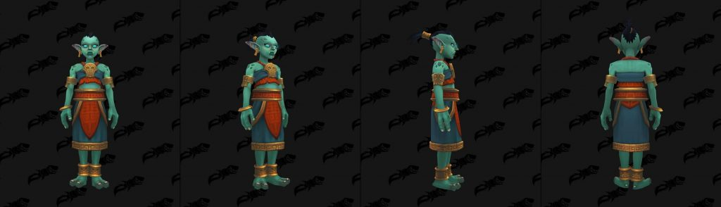 Zandalari Female Kid