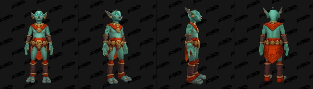 Zandalari Male Kid