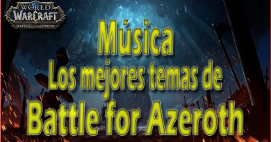 Música de Battle For Azeroth