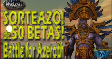 sorteo betas battle for azeroth