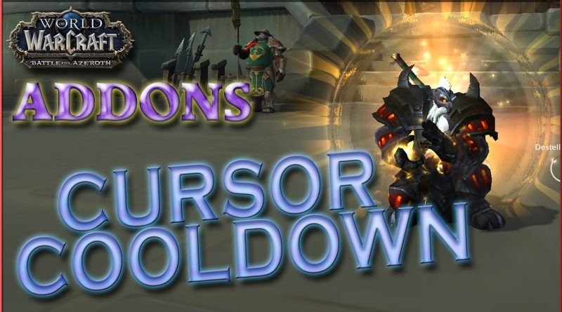 Cursor Cooldown