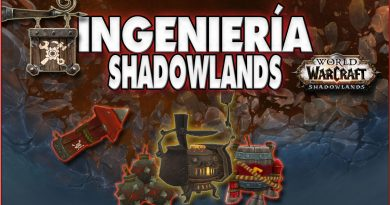 Ingeniería en Shadowlands